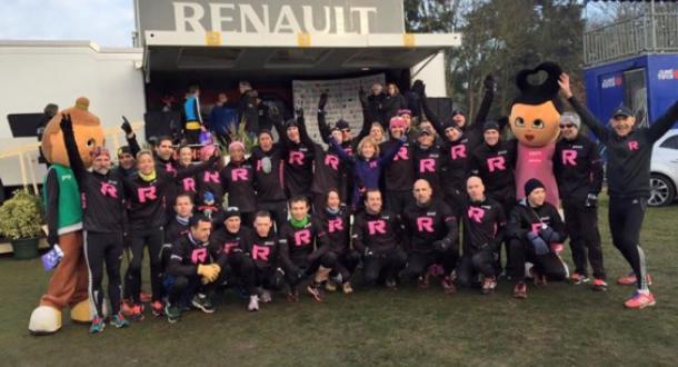 Regroupement club Run&Freedom